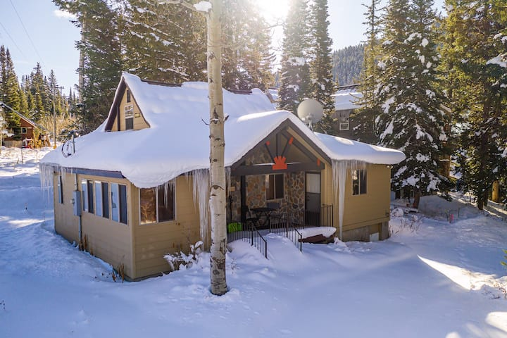 Amazing Ski Cabin / Climbing Lodge