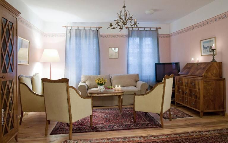 Schloss Stülpe - Apartment Michael Hofmann