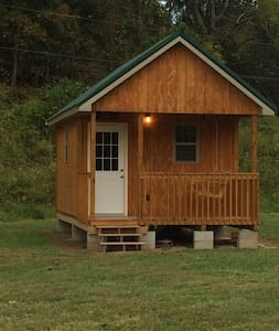 Cabin at Cabin Creek Campground