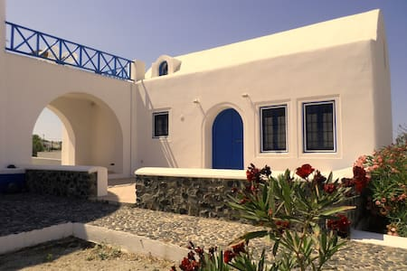 Nick's Haven - A traditional Santorini Home - Vothonas - Haus