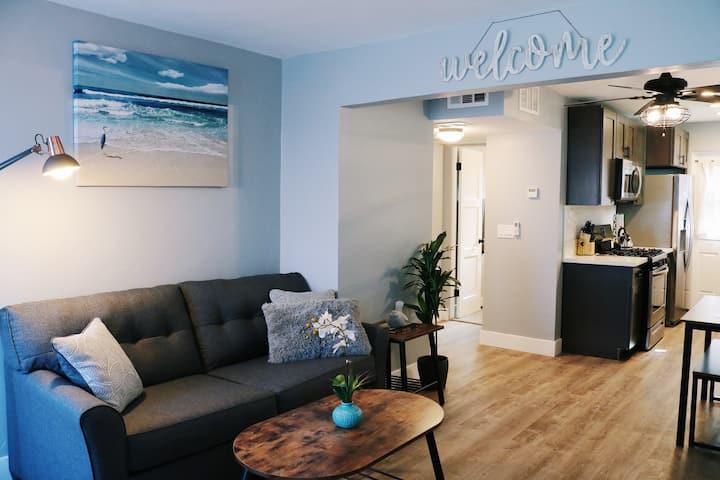 Stylish Craftsman Suite in North Park