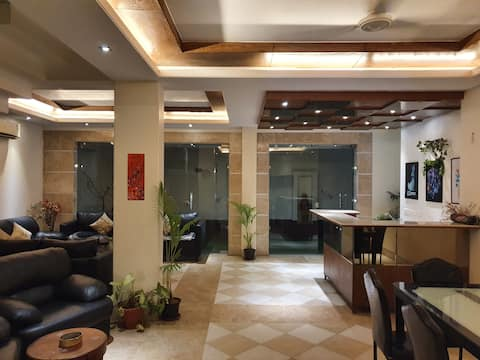 Indep, Luxury 04BHK cyber hub, Airport, Golf cours