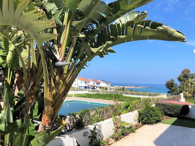 Two story villa near the beach in Protaras-Cyprus