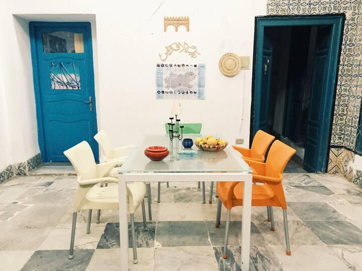 Shérazade's Home