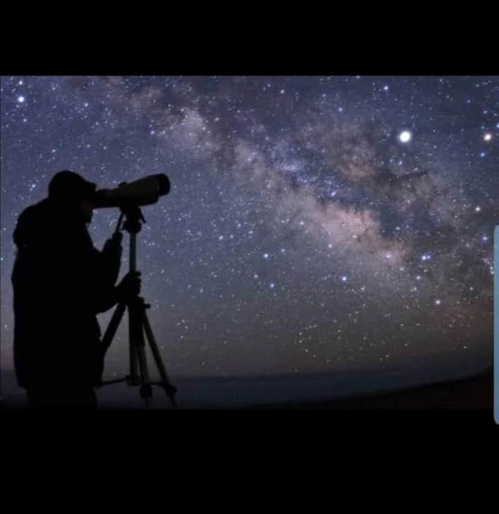 Joshua Tree Iron Age Star Gazing Campsite NEW
