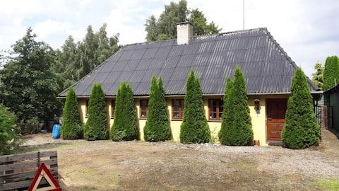 Vrijstaande woning in rustige omgeving