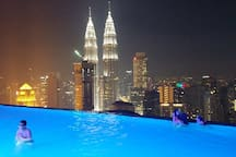 Amazing New Room In Heart Of Kl,near Twin Tower