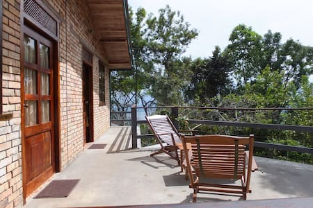 Single room balcony or terrace Welikande Villas - Udispattuwa - Apartament