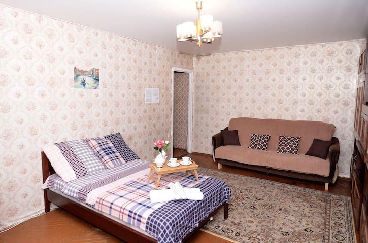 Отличная квартира для вас в центре Петергофа