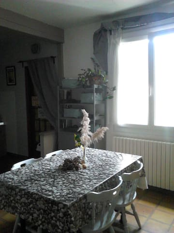 Appartement avec balcon près du Mont Ventoux - Saint-Pierre-de-Vassols - Huoneisto