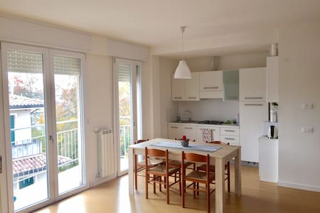 Treviso Station Apartment N4 Near Venice + Parking