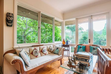 pymble large spacious quiet leafy - Pymble
