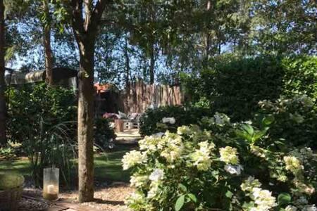 Charmantes Haus mit Sauna-Kleinod für Naturfreunde