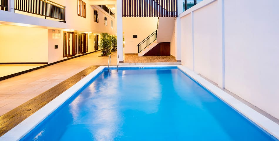 +   Awesome Loft Room-Seminyak Legian-Great Value