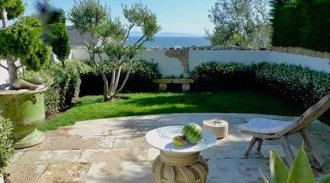 Summerland Mediterranean Cottage