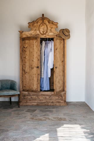 The vintage Closet from Turin