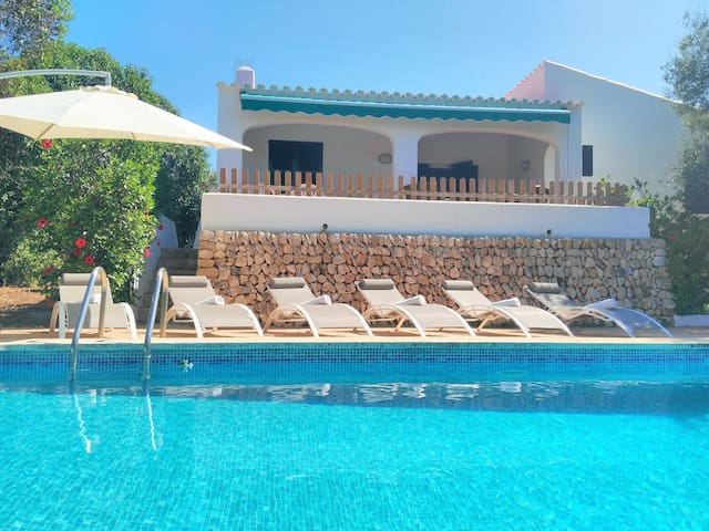 Villa Ullastres★beach★private pool★free WiFi & AC★