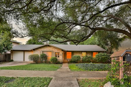 HARMONY HILLS, PRIVATE HOME, Sleeps 10***** - San Antonio