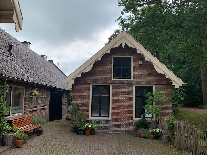 Guesthouse op landgoed aan de Vecht