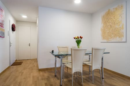 City center - Bahnhofstrasse and Main Station 400m - Appartement
