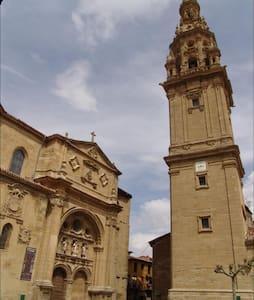 Céntrico y luminoso piso en Sto. Domingo, La Rioja - Santo Domingo de la Calzada