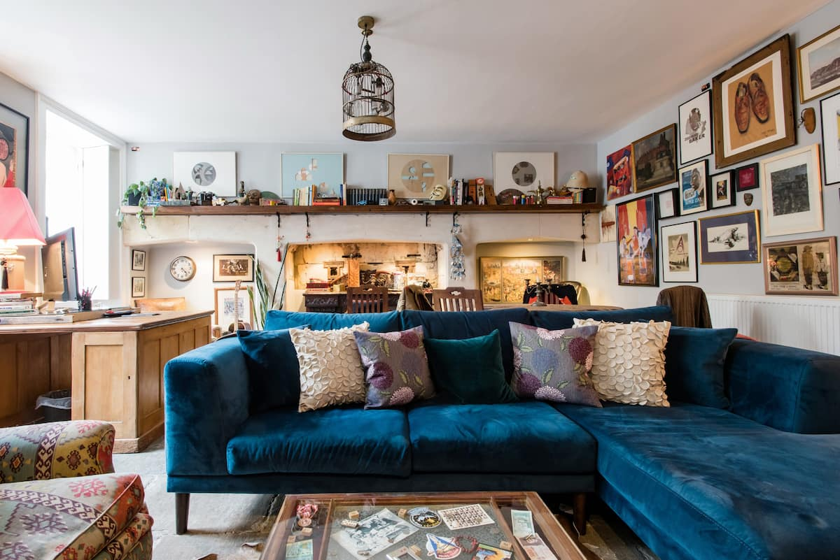 Feel Artistic Inspiration Staying at Jane Austen's House