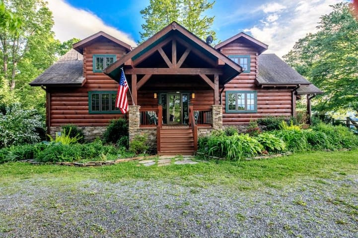 Weddings, Reunions, Family Trips: 2 Cabins Boone