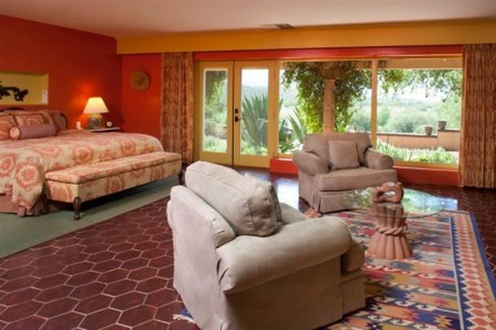 Romantic historic ranch, sunset views - La Patrona - Nogales - Bed & Breakfast