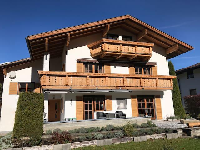 Ski Chalet Zugspitze, apartment Kristal