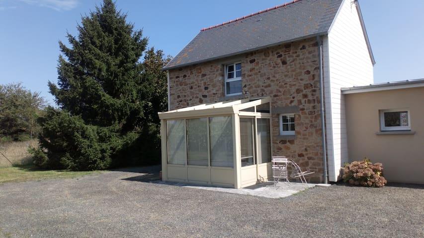 Maison  Baie du Mont Saint Michel Normandie
