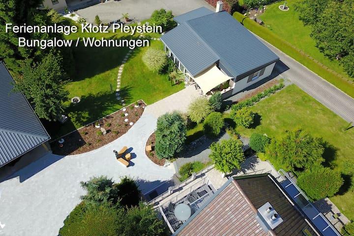 Ferienanlage Klotz Pleystein Wohnung Gsteinach