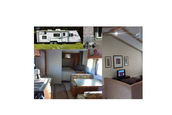 RV + House Access - Monthly Rental