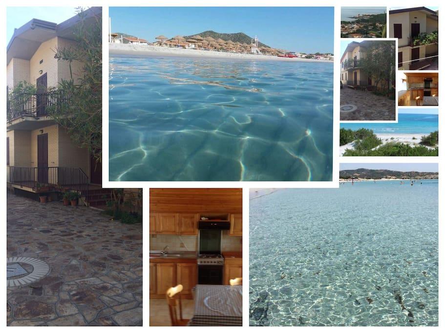 Appartamento 4 Posti Letto Apartments For Rent In La Caletta Sardegna Italy