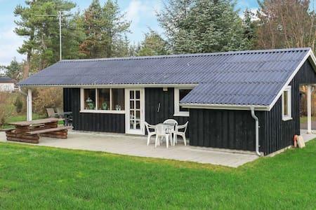Maison de vacances tranquille dans le Jutland près de la mer