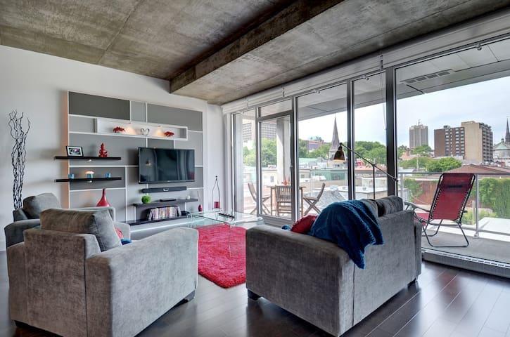 760616 - Ville de Québec - Apartament