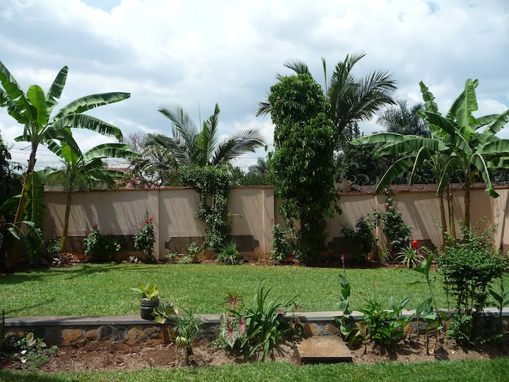 green oasis, private, secure, internet available