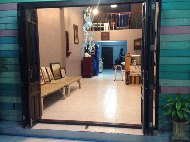 muster House 1Bed in 4-Bed Dormitory 250THB Person - Phra Nakhon Si Ayutthaya - Hostel