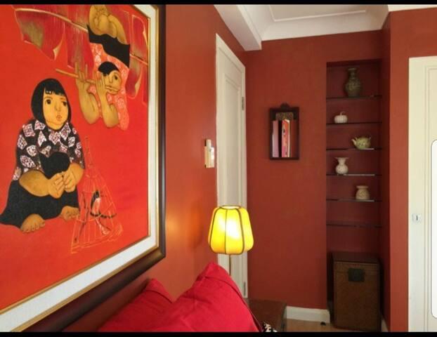 Beautiful 2 bedroom in Mactan Resort.