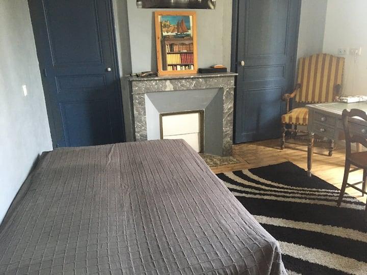 Chambre bien situé et calme