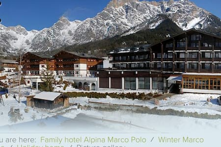 Marco Polo Club Alpina Hinterthal - Hinterthal