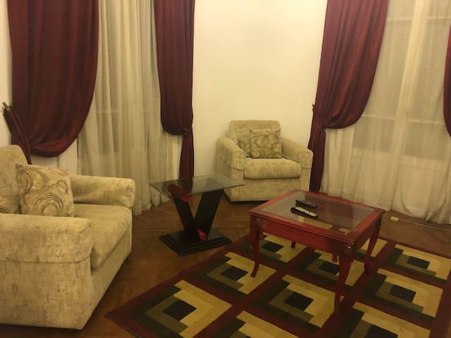 Three bedroom apartment - F14