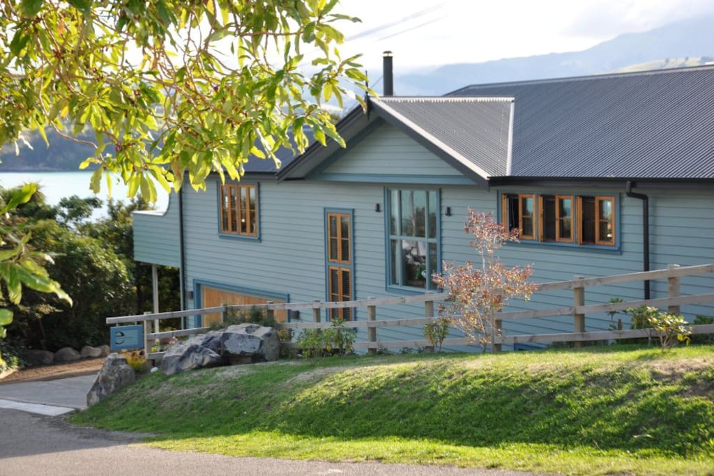 Eleven Stanley Place Akaroa