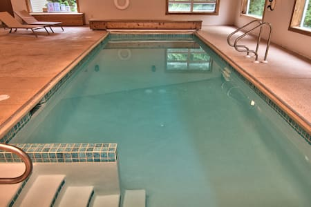 PRIVATE HOME WITH INDOOR POOL JUST TO YOURSELVES