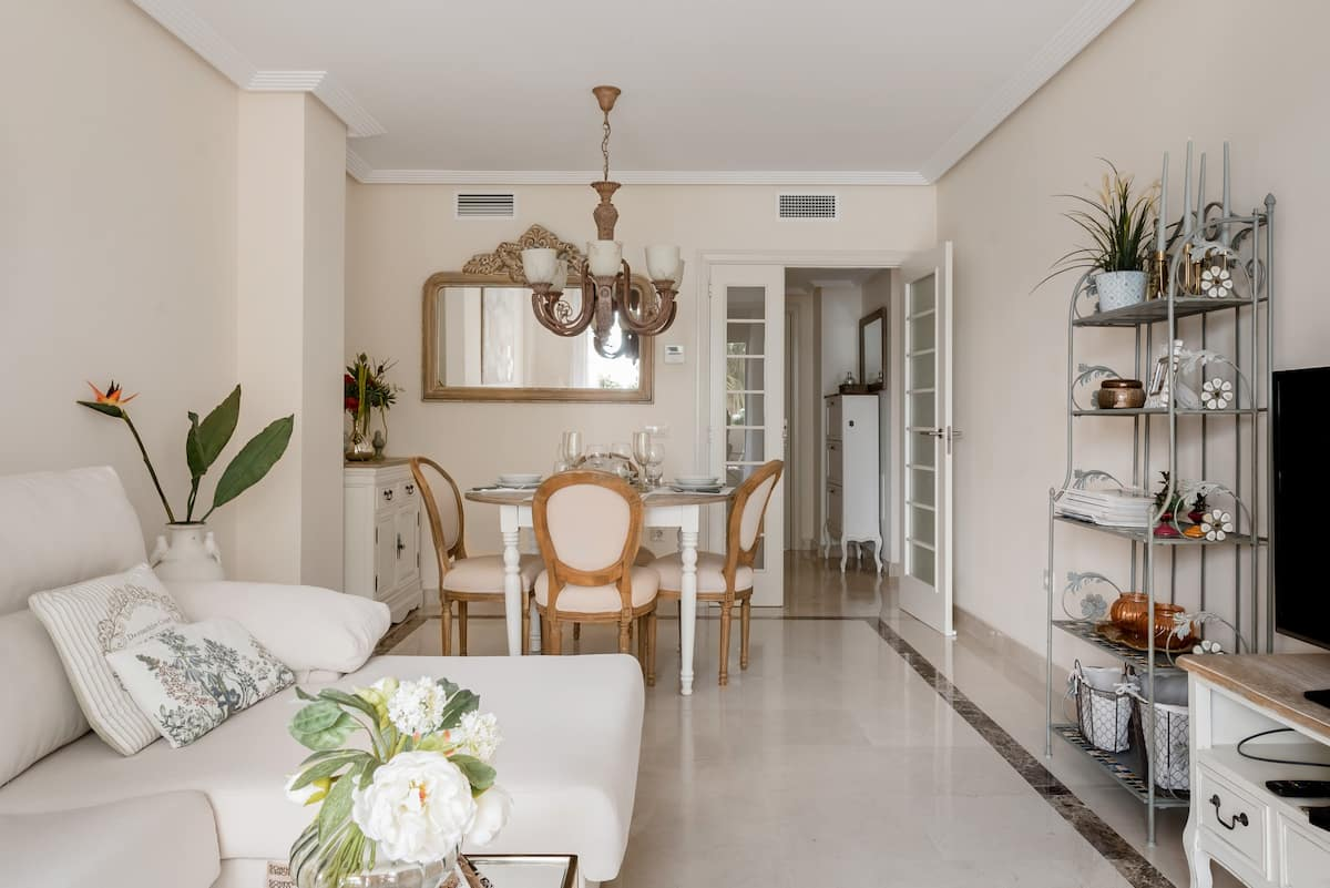 Central Calpe Apartment 200 Meters From Beach