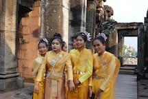 at Phimai Temple