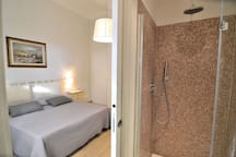 This is the en-suite Bathroom of the 2nd Bedroom of your Apartment