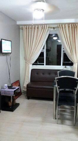 Cozy studio-type condominium unit - Baguio - Byt