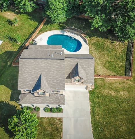 West Knoxville - Pool - Turkey Creek
