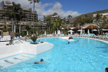 Luxury apartment in Anfi Beach Club, Gran Canaria - Mogán - Lomaosake