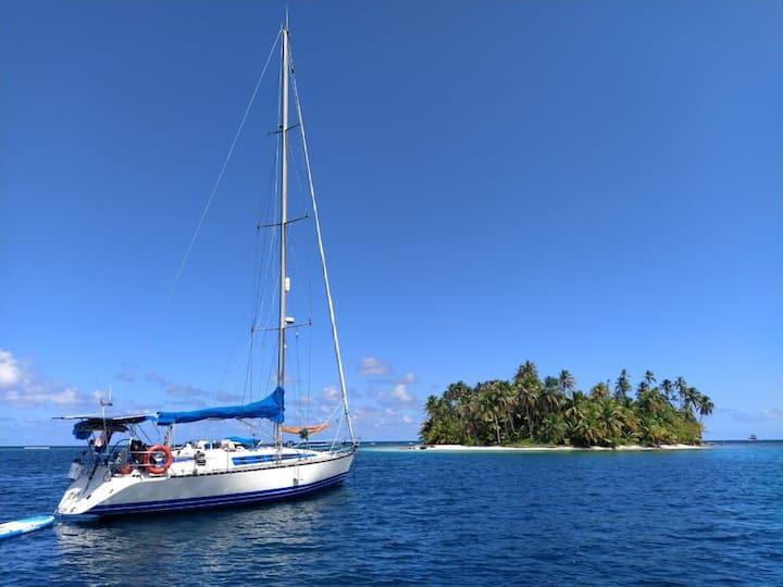 Navega con Odara! desde 120 por día, todo incluído